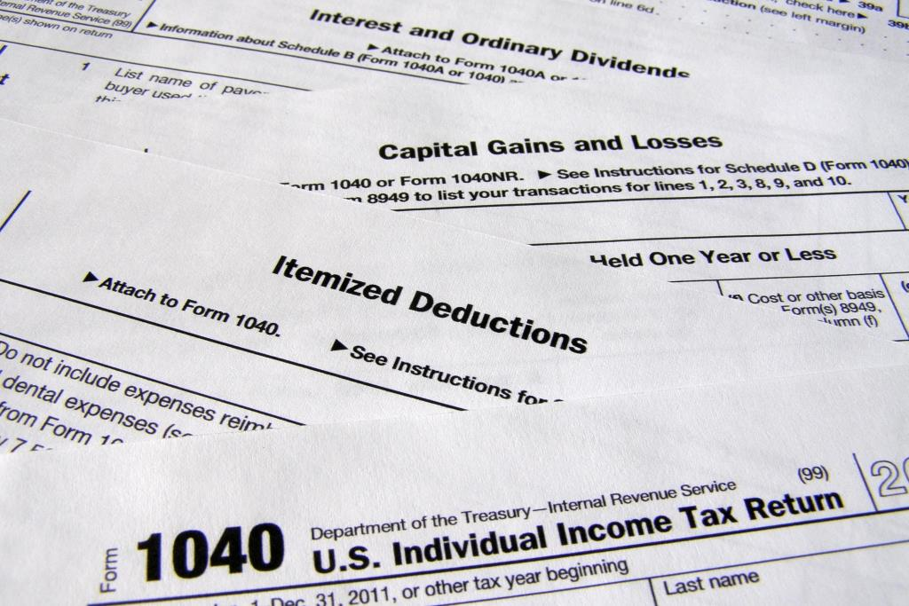 deducting moving expenses 1040