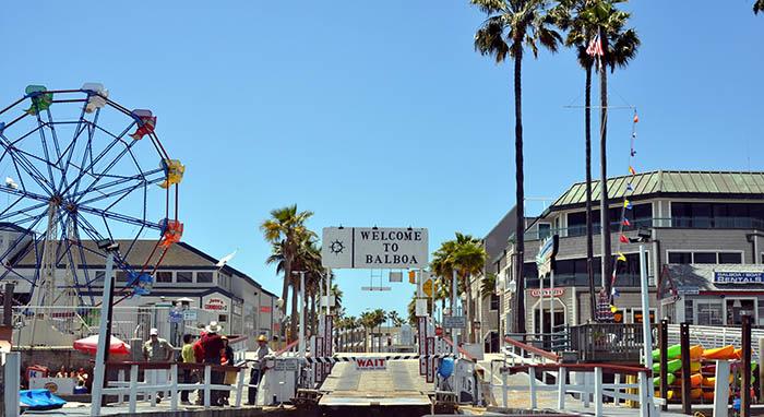Balboa Island Day Trip