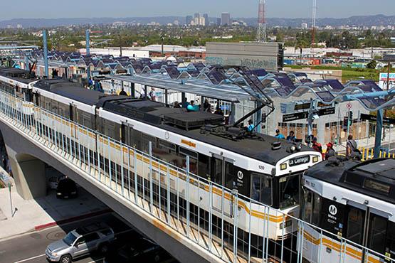 LA public transit