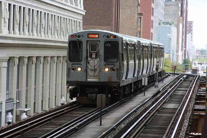 Chicago El System
