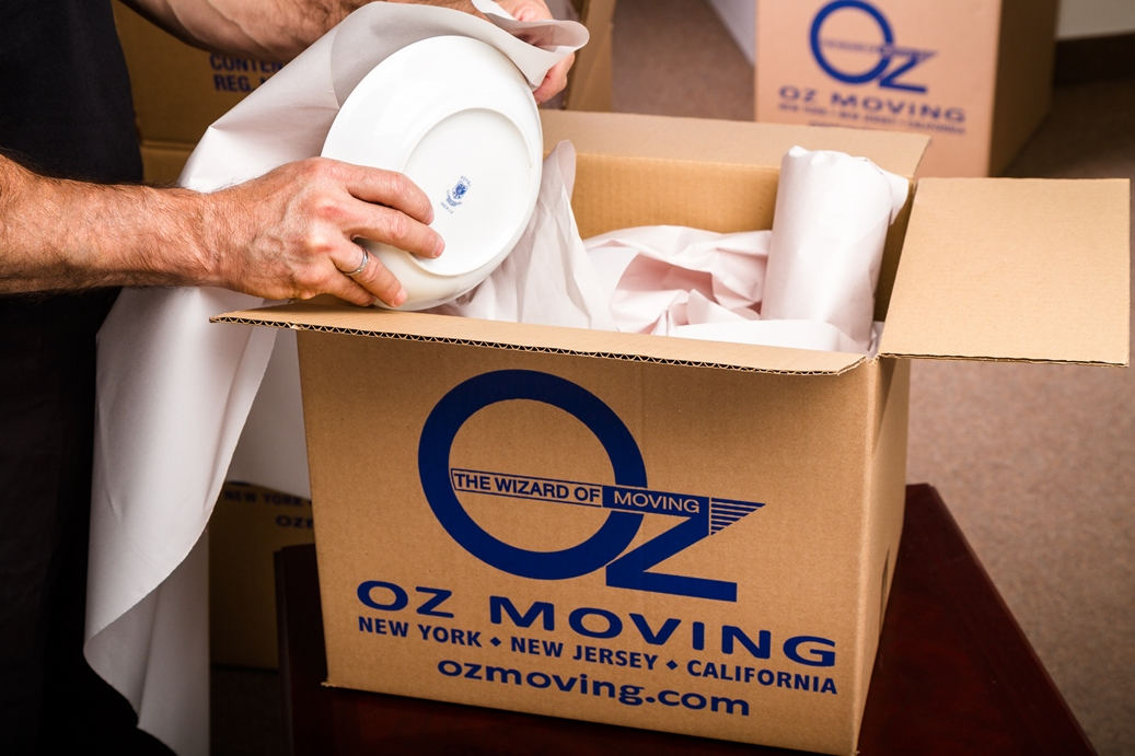 Oz Moving box