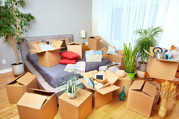Image result for packing a bedroom