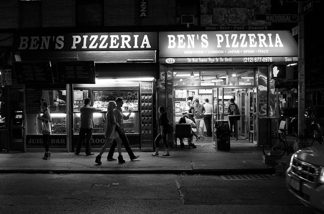 Ben's Pizzeria West Village