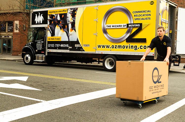 White Glove Moving Amp Storage Services Nyc Nj Amp La Oz