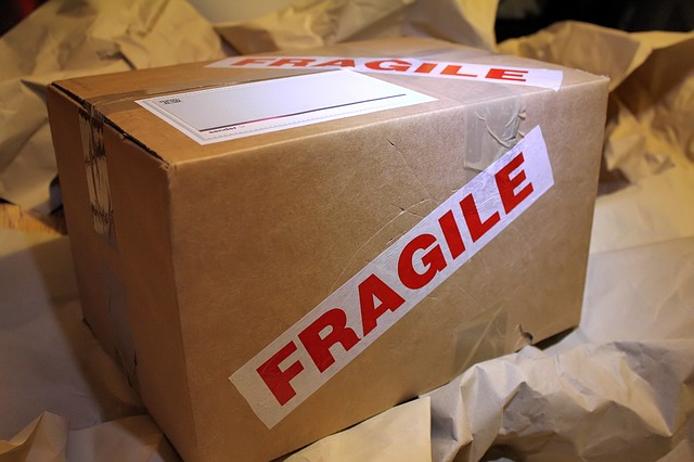 box fragile