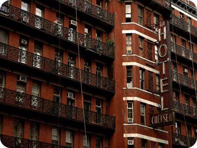 Chelsea Hotel NYC