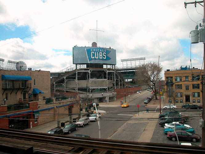 Moving to Wrigleyville Chicago