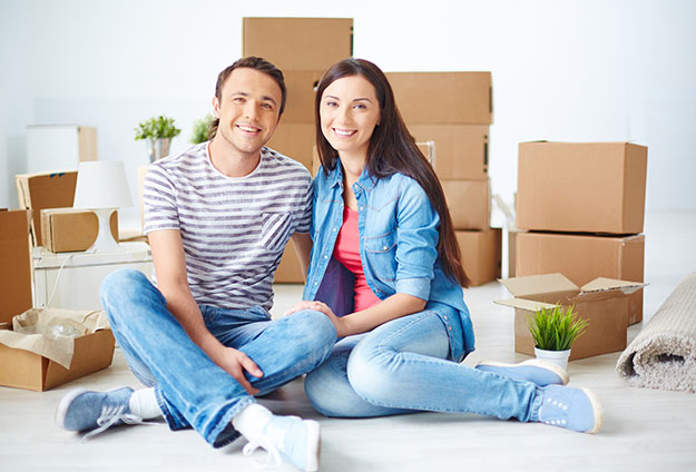 Couple Moving in together for the first time