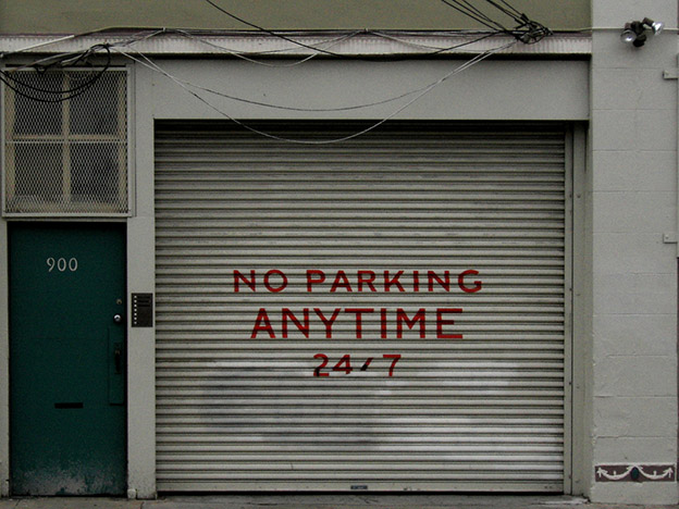 Parking is expensive and scarce in NYC