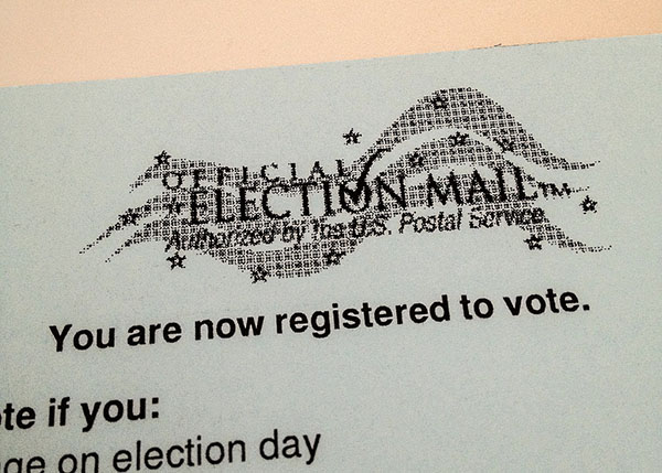 Register to vote after moving