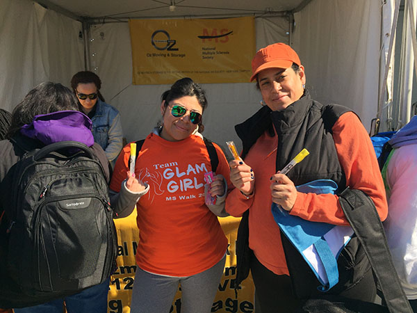 OZ MS Society Walk & Fundraising