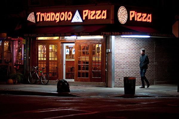Triangolo Pizzeria Greenpoint NYC