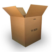 "27"" TV / Microwave Box"